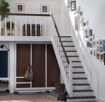 Sanierung eines Einfamilienhauses in Aystetten