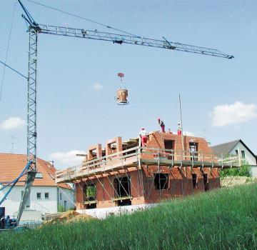 Neubau eines Einfamilienhauses in Neusäß