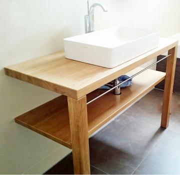 Sanierung der Sanitärräume einer Wohnung in Augsburg - Haunstetten